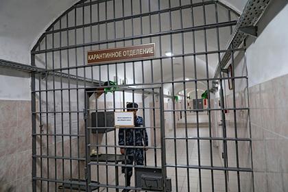 Московские СИЗО закрыли для новых арестантов из-за коронавируса