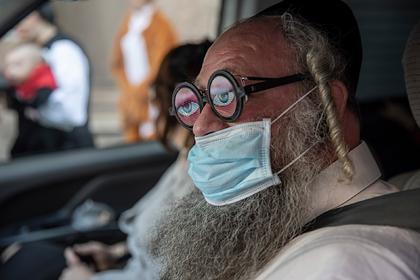 Ортодоксальные евреи отказались бороться с коронавирусом и массово заразились