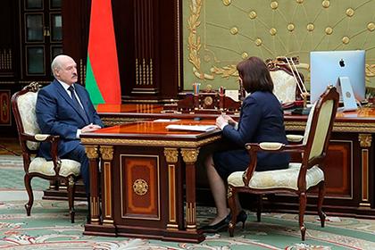 Лукашенко ответил на обвинения в сокрытии реальной статистики по коронавирусу