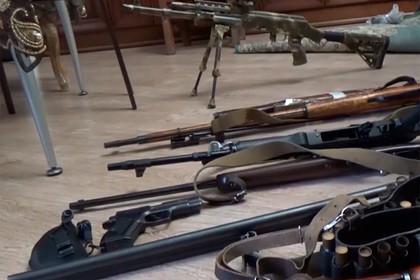 Российский ювелир оказался владельцем подпольной оружейной мастерской
