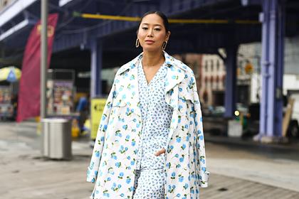 Пижаме предрекли стать уличным трендом после пандемии коронавируса