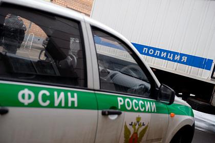 Автозак с российскими осужденными опрокинулся во время этапирования