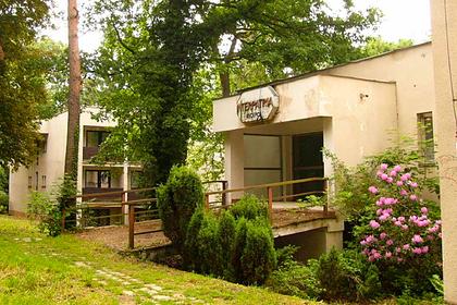 В Европе нашли заброшенный курорт для коммунистов