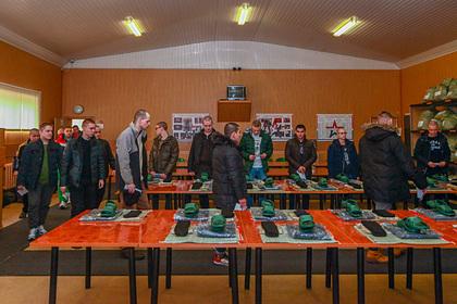 Стали известны условия карантина для российских призывников