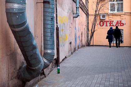 Российские отели оказались опасны во время пандемии коронавируса