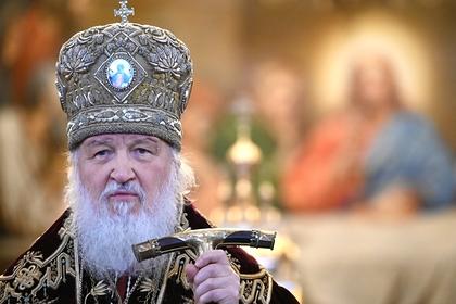Патриарх Кирилл объедет Москву с иконой