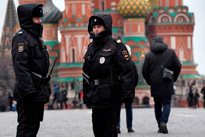Российским полицейским отменили отпуска из-за коронавируса