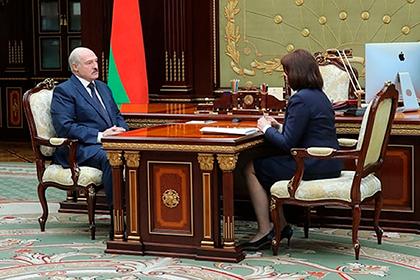 Лукашенко порассуждал о самоизоляции в «тухлых квартирах»