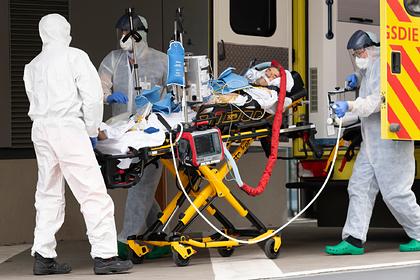 В Италии еще 837 человек скончались от коронавируса