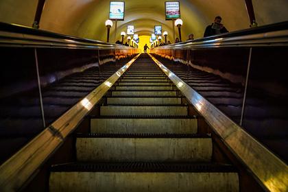 Сообщение об ошибке в ограничении работы метро Петербурга оказалось ошибкой