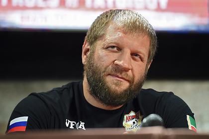 Тренер высказался о форме Емельяненко и описал «износ его организма»