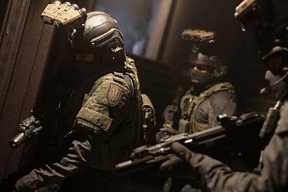 Call of Duty с расстрелом русских не выйдет на PlayStation в России