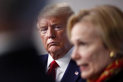 Трамп предупредил о двух тяжелых неделях