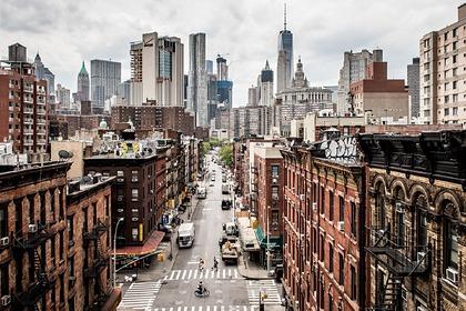 Число жертв коронавируса в Нью-Йорке превысило тысячу
