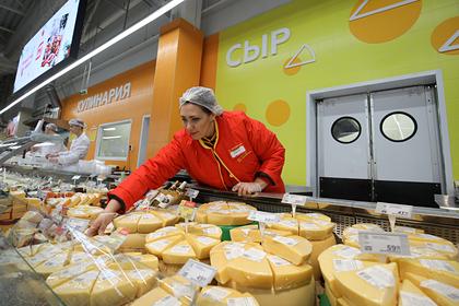 В России вырастут цены на молочные продукты