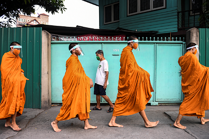 В Таиланде начнут сажать в тюрьму за шутки о коронавирусе