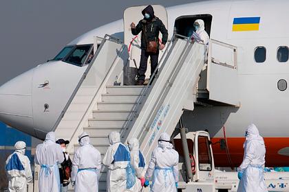 Украина отказалась эвакуировать своих граждан