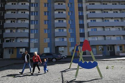 России пообещали отскок к докризисным ценам на жилье