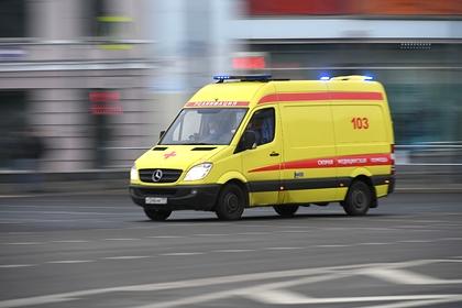 Вспышка коронавируса зафиксирована в госпитале МВД российского города