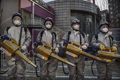 Китай заподозрили в утаивании реального числа смертей от коронавируса