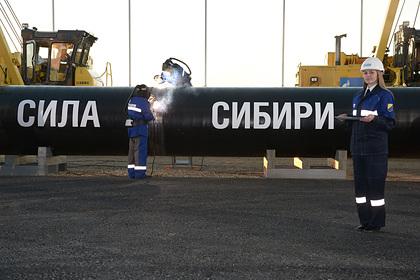 «Газпром» перезапустил «Силу Сибири»