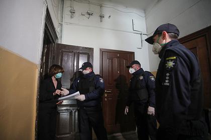 На Украине назвали группу риска среди зараженных коронавирусом