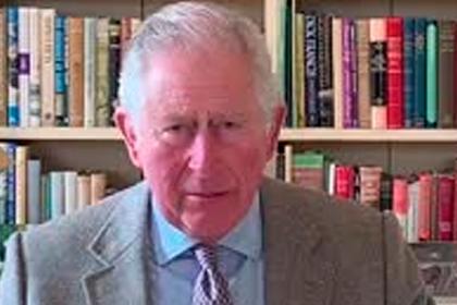 Вылечившийся от коронавируса принц Чарльз рассказал о борьбе с болезнью