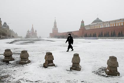 Власти развеяли слухи о блокировке Москвы и Подмосковья