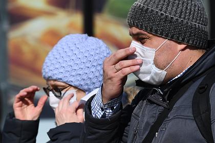 Раскрыты темпы роста эпидемии коронавируса в России