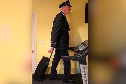 Оставшийся без работы пилот показал способ развлечения во время карантина