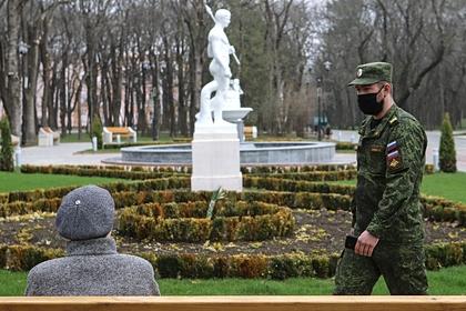 Названо количество нарушителей режима изоляции в России