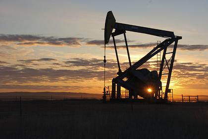 Цены на российскую нефть стали отрицательными
