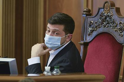 Зеленский сравнил эпидемию коронавируса с чернобыльской катастрофой