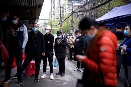 В Китае поделились опытом работы с бессимптомными носителями коронавируса