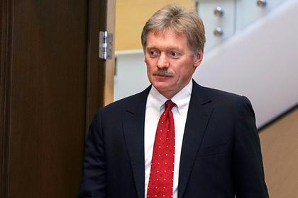 Кремль прокомментировал возможность продления режима изоляции в России