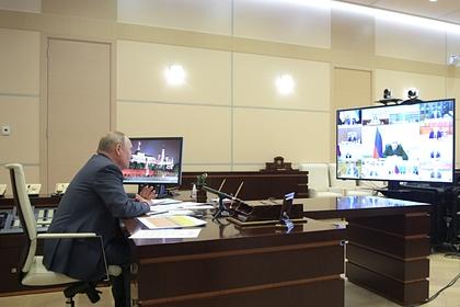 Песков ответил на вопрос о самоизоляции Путина