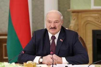 Лукашенко посетовал на «имперские замашки» России