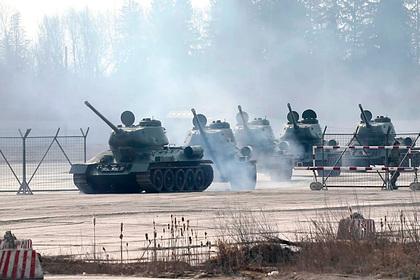 Песков ответил на вопрос об альтернативных форматах парада Победы