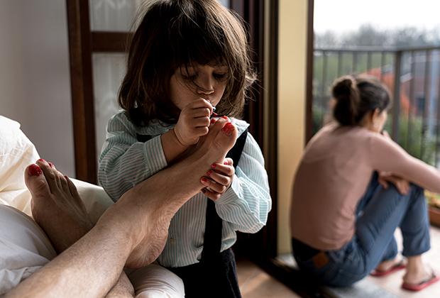 В режиме самоизоляции люди проводят больше времени с семьей