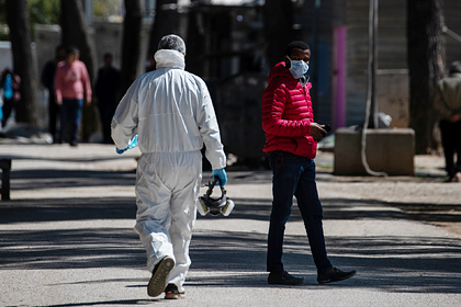 Названы причины «коронавирусного чуда» Греции