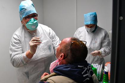 Число зараженных коронавирусом в Белоруссии превысило 300 человек