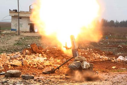 Турцию обвинили в ракетной атаке на сирийских военных