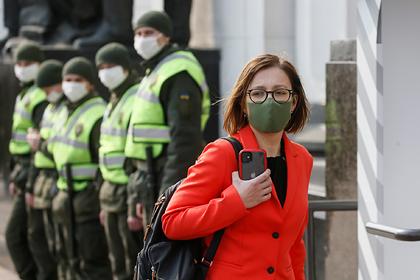 Украинцам пообещали самые тяжелые недели эпидемии