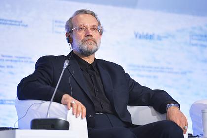 Председатель парламента Ирана подхватил коронавирус