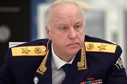 Бастрыкин лично возбудил дело против задержанных за крупную взятку офицеров МВД