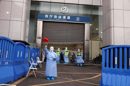 Объявлен траур по жертвам коронавируса в Китае