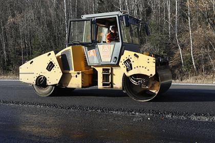 В Хакасии будут два года ремонтировать двухкилометровый участок дороги