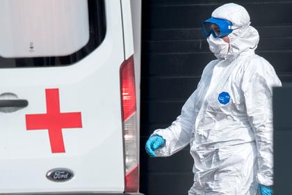 В России зафиксировали 601 новый случай заражения коронавирусом