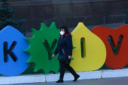 На Украине спрогнозировали пик эпидемии коронавируса