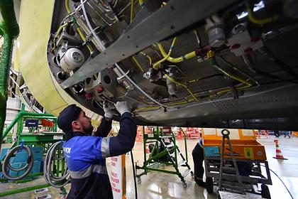 Российскому Sukhoi Superjet New поменяют шасси